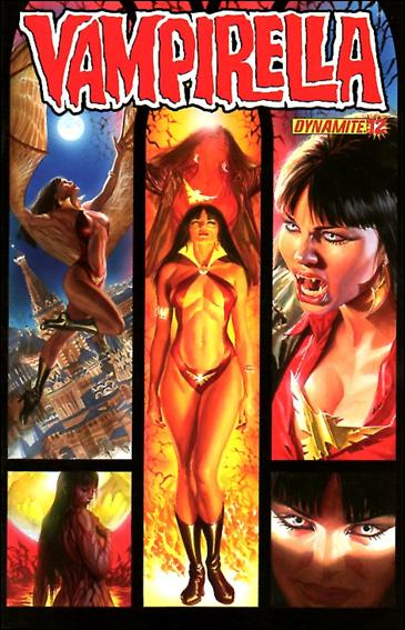 Vampirella (2010) 12-A by Dynamite Entertainment
