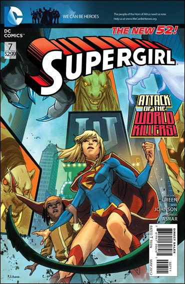 Supergirl (2011) 7-A by DC