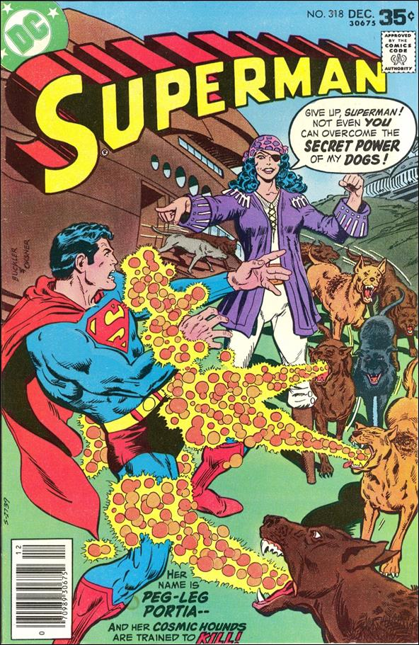 Superman (1939) 318-A by DC