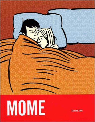 Mome 1-A by Fantagraphics