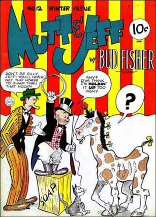 Mutt & Jeff 12-A