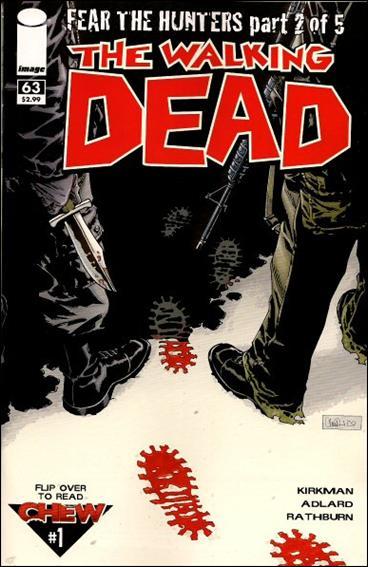 Walking Dead (2003) 63-A by Image