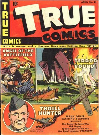 True Comics 34-A by Parents' Magazine Institute