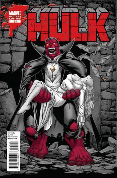 Hulk (2008)  26-B by Marvel