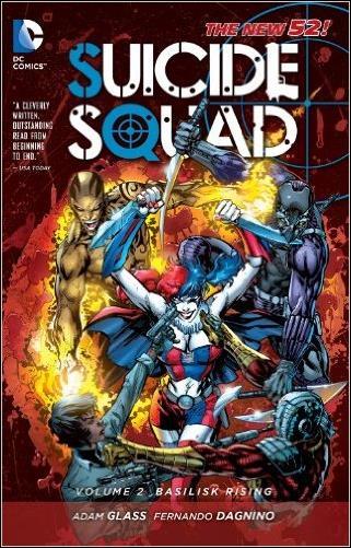 Suicide Squad (2012) 2-A by DC