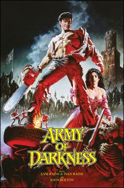 Army of Darkness Movie Adaptation 1-A by Dynamite Entertainment