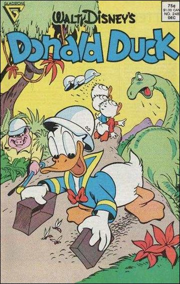 Walt Disney's Donald Duck (1952) 248-A by Gold Key