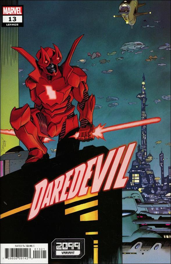 Daredevil (2019) 13-B by Marvel