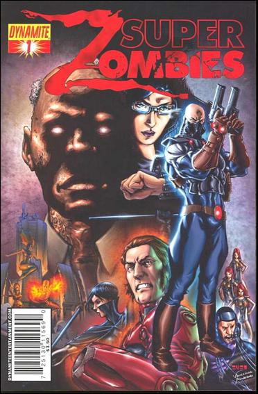 Super Zombies 1-A by Dynamite Entertainment