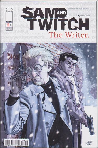 Sam and Twitch: The Writer 2-A by Image