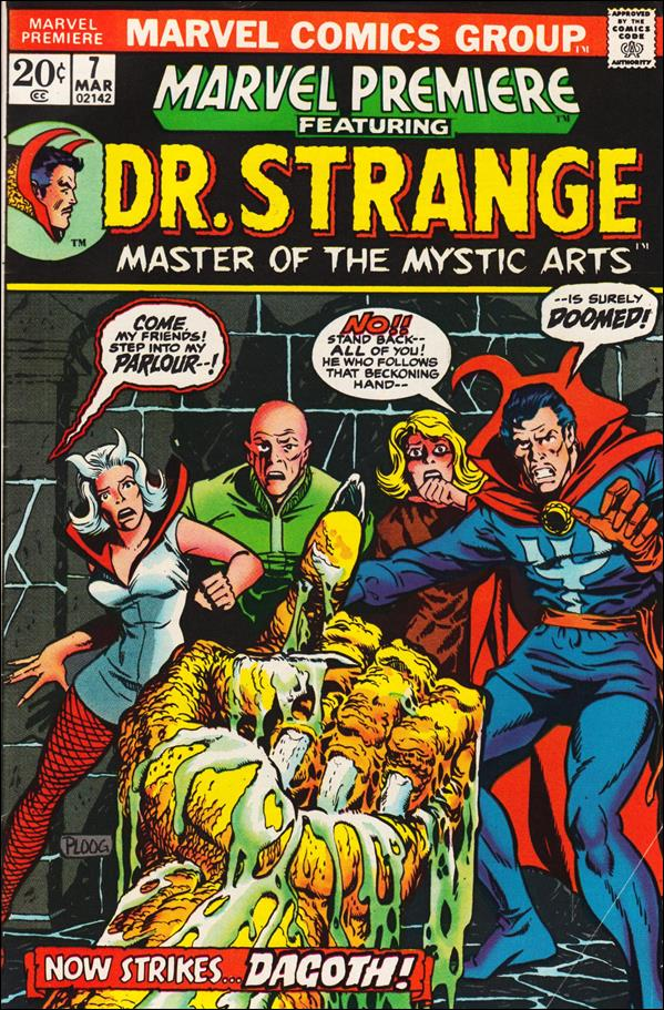 Marvel Premiere 7-A by Marvel