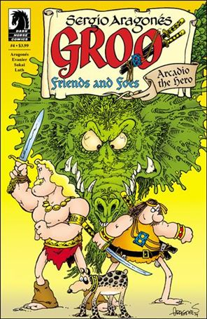 Groo: Friends and Foes 4-A