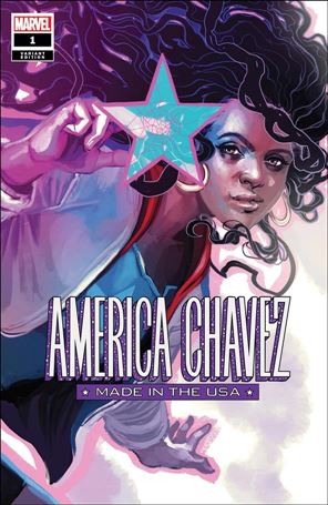 America Chavez: Made in the USA 1-B