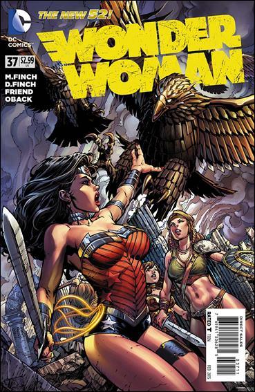 Wonder Woman (2011) 37-A by DC