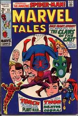 Marvel Tales (1966) 23-A by Marvel