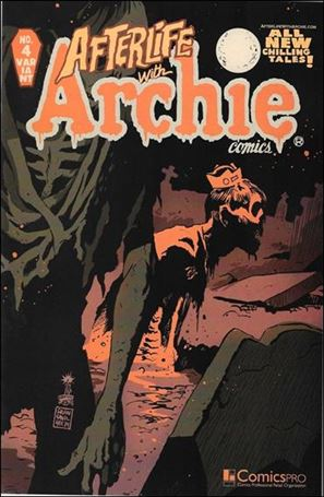 Afterlife with Archie 4-C