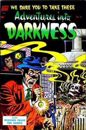 Adventures into Darkness 11-A