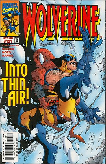 Wolverine (1988)  131-A by Marvel