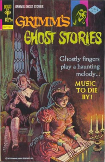 Grimm's Ghost Stories 27-A by Gold Key