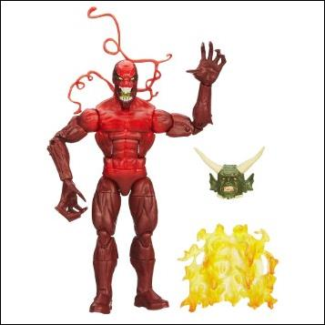 Marvel Legends Infinite: Spider-Man (Green Goblin Series) Spawn of Symbiotes (Toxin) Loose by Hasbro