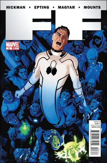 FF (2011) 3-A by Marvel