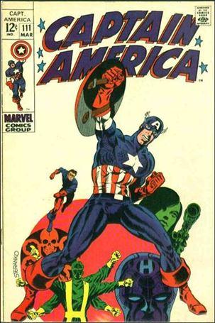 Captain America (1968) 111-A