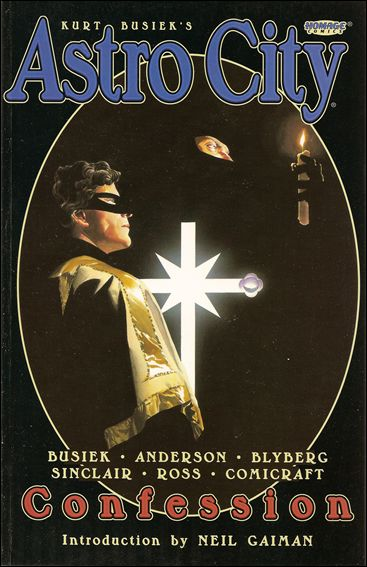 Kurt Busiek's Astro City: Confession 1-C by Homage Comics