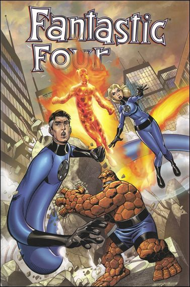 Fantastic Four 3-A by Marvel