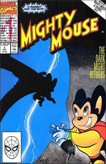 Mighty Mouse (1990) 1-A by Marvel