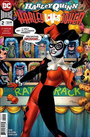 Harley Quinn: Harley Loves Joker 2-A