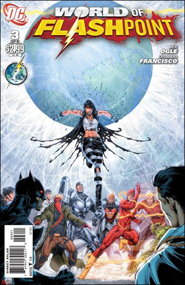 Flashpoint: The World of Flashpoint 3-A by DC