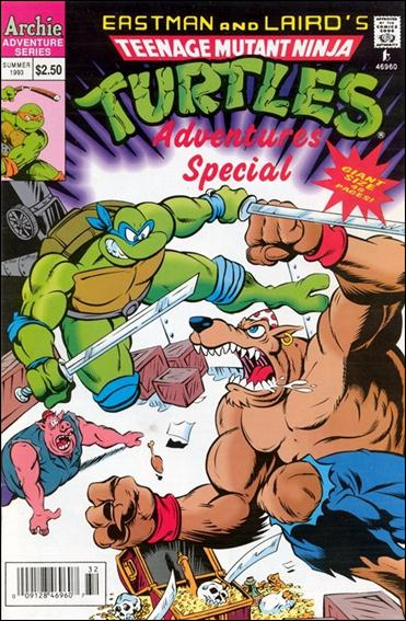 Teenage Mutant Ninja Turtles Adventures Special 5-A by Archie