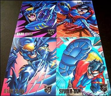 Amalgam Comics (Promo) 2-A by Fleer/SkyBox