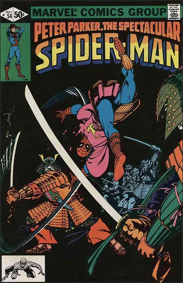 Spectacular Spider-Man (1976) 54-A by Marvel