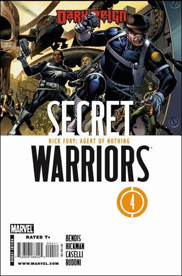 Secret Warriors 4-A by Marvel