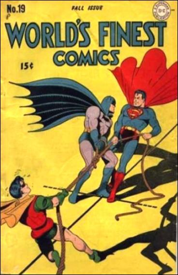 World's Finest Comics 19-A by DC