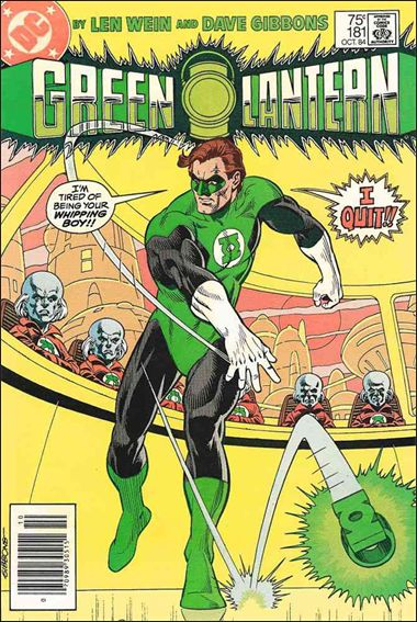 Green Lantern (1960) 181-A by DC