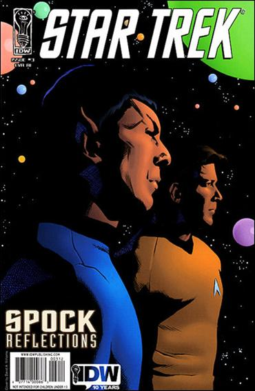 Star Trek: Spock: Reflections 3-B by IDW