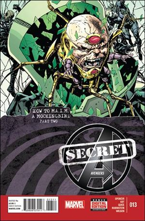 Secret Avengers (2013) 13-A
