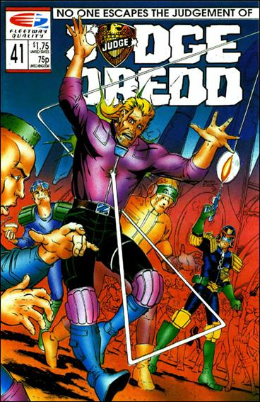 Judge Dredd (1986) 41-A by Quality Comics