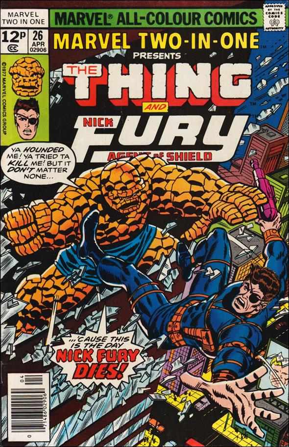 Marvel Two-in-One (1974) 26-B by Marvel