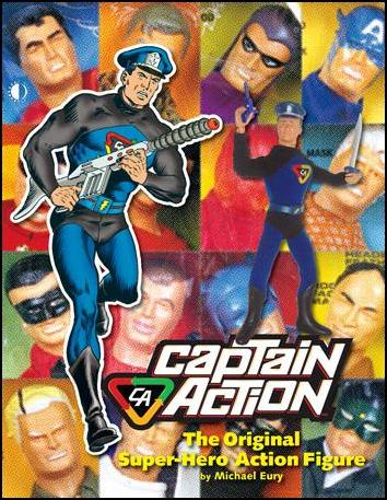 Captain Action: The Original Super-Hero Action Figure 1-A by TwoMorrows