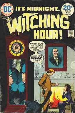 Witching Hour (1969) 40-A by DC