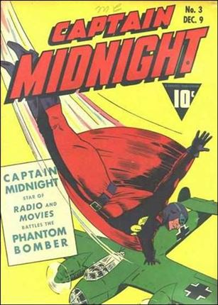 Captain Midnight 3-A