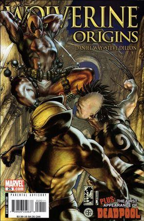 Wolverine: Origins 25-A