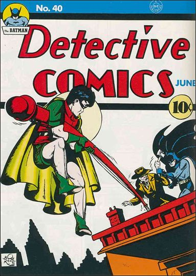 Detective Comics (1937) 40-A by DC