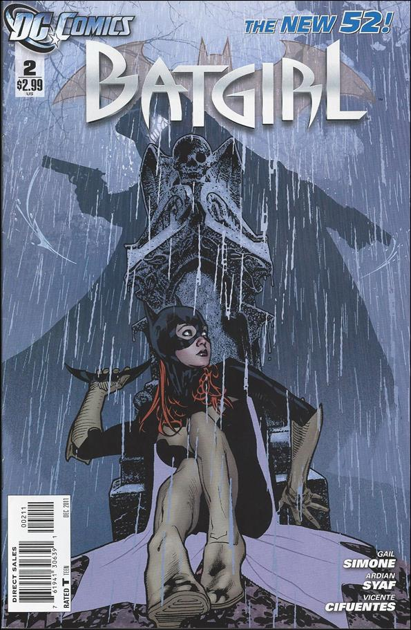 Batgirl (2011) 2-A by DC