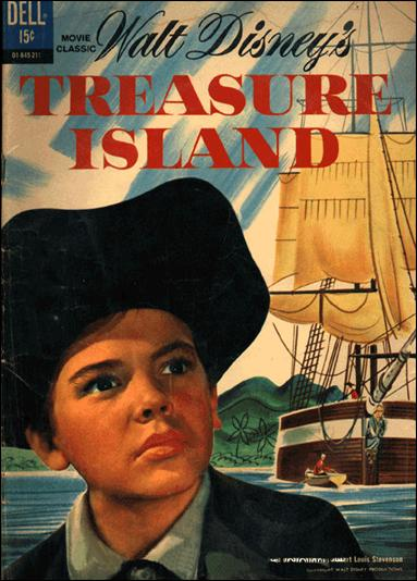 Treasure Island nn-A by Dell