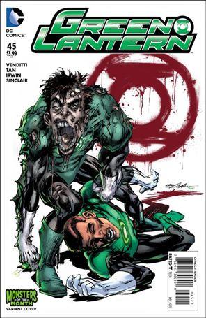 Green Lantern (2011) 45-B