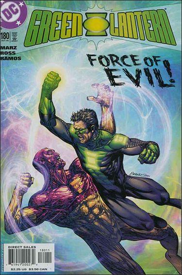 Green Lantern (1990) 180-A by DC
